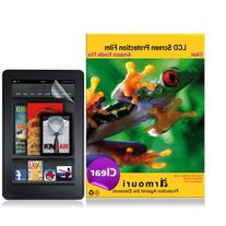 armouri Amazon Kindle Fire Tablet Clear Screen Protector - 1