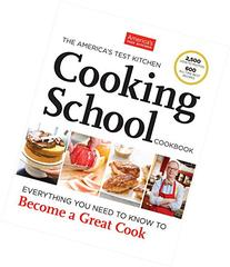 The America's Test Kitchen Cooking School Cookbook: