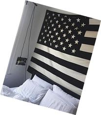 RawyalCrafts American Flag Tapestry Patriotic Wall Hanging