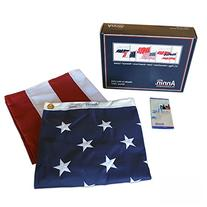 American Flag 3x5 ft. Tough-Tex the Strongest, Longest