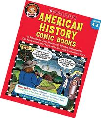 American History Comic Books: Twelve Reproducible Comic
