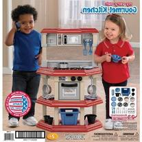 American Plastic Toys My Very Own Gourmet Kitchen Children,