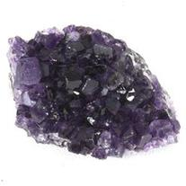 Amethyst Cluster Small by CrystalAge
