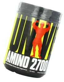 Universal Nutrition Amino 2700, 350 Tablets