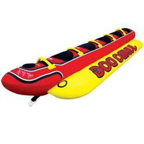 AIRHEAD HD-3 Hot Dog Triple Rider Towable Inflatable 3