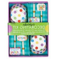 Amscan Happy Birthday Cupcake Decorating Kit