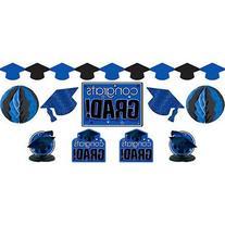 """Amscan """"Congrats Grad!"""" Graduation Party Room Decorating Kit"""