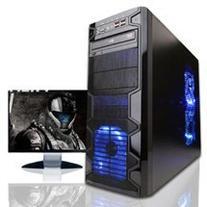 Microtel Computer AMTI7018 Liquid Cooling PC Gaming Computer