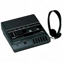 Analog Standard Cassette Recorder/Transcriber Model RR830