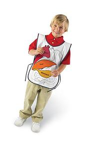 Educational Insights Anatomy Apron