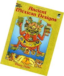 Ancient Mexican Designs Coloring Book