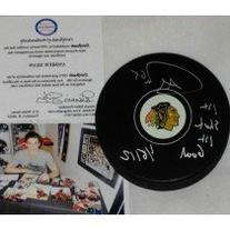 Andrew Shaw Chicago Blackhawks Autographed Signed Hockey