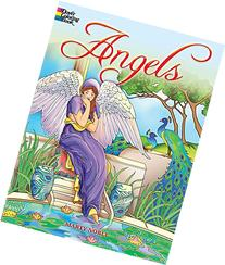 Angels Coloring Book