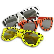 Animal Print Sunglasses Assortment
