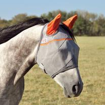 Cashel Animal Rescue Benefit Fly Mask with Ears