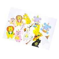-Animal String Curtain Banner for Decorations, Birthdays,