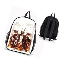 Dreamcosplay Anime Hetalia: Axis Powers Backpack Student Bag