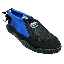 Men's Ankle High Water Shoes - Traction Aqua Socks for Pool