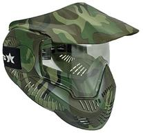 Sly Annex MI-7C Thermal Paintball Mask Goggles - Woodland