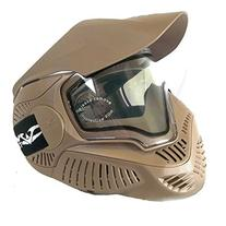 Valken Annex MI-7 Paintball & Airsoft Goggle Mask Tan New