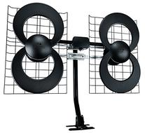 ClearStream 4 Indoor/Outdoor HDTV Antenna with Mount - 70