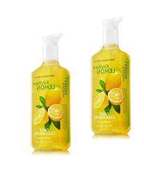 Bath & Body Works, Gentle Foaming Hand Soap, Kitchen Lemon