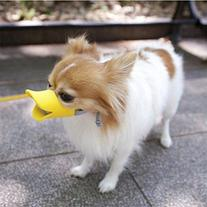 Anti Bite Duck Mouth Shape Dog Mouth Covers Anti-called