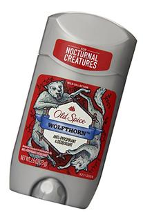 Old Spice Anti-Perspirant 2.6oz Wolfthorn Solid