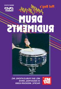 Anyone Can Play - Drum Rudiments By Gene Holter