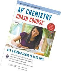 AP® Chemistry Crash Course Book + Online  Crash Course