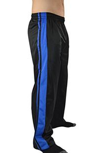 AllPro Men's AP Eclipse Warm-Up Pants Track Pants Open
