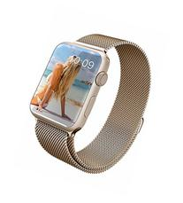 GEOTEL Apple Watch Band 38mm, Milanese Loop Stainless Steel