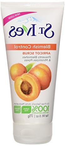 St. Ives Apricot Scrub Blemish and Blackhead Control -- 6 fl