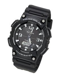 Casio Men's Tough Solar AQ-S810W-1AVCF Sport Combination