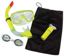 Aqua Fitness Exercise Set - 6 Piece Set - Water Workout and