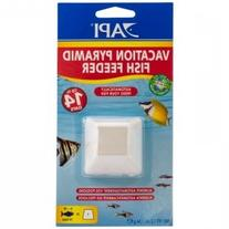 Aquarium Pharmaceuticals AAP71A Vacation Pyramid Fish Feeder