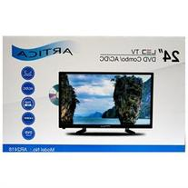 "ARTICA AR2418 24"" inch Led TV with DVD player HD Combo"