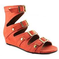 Michael Antonio Women's Arabella Gladiator Sandal,Coral,7 M