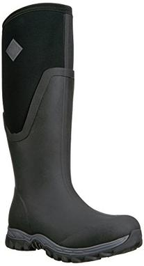 Muck Boot Women's Arctic Sport II Tall Snow, Black, 9 US/9 M