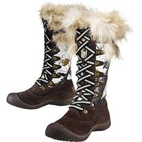 Legendary Whitetails Women's Arctic Snow Boots Brown 8