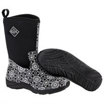 Muck Boots Womens Arctic Weekend Waterproof Winter Black WAW