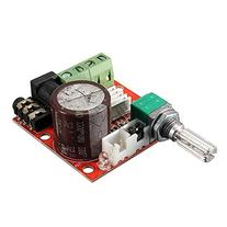 Ardokit 2pcs 12V Mini Hi-Fi PAM8610 2X10W Audio Stereo