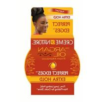 Creme Of Nature Argan Oil Perfect Edges, Extra Hold, 2.25 Oz