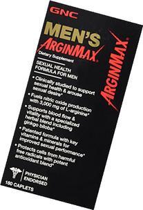 GNC Men's Arginmax - 180 Caplets