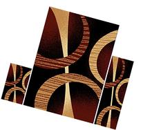 Home Dynamix Ariana Collection 3-Piece Area Rug Set - Ultra