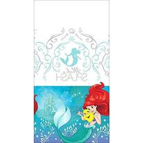 Ariel the Little Mermaid 'Dream Big' Plastic Table Cover