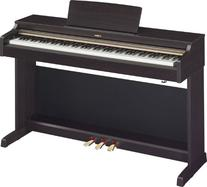 Yamaha Arius YDP-162 88-Key Digital Piano with Bench Dark