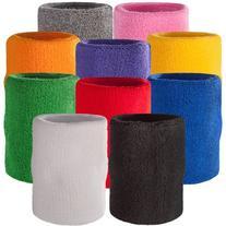 Suddora Arm Sweatband - Athletic Cotton Armband for Sports