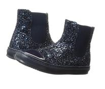 Armani Junior - Glitter High Top Sneakers   Girl's Shoes
