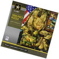 Masterpieces Army Strong Hometown Heroes Jigsaw Puzzle